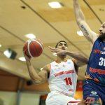 Gelvis Solano regresa de lesión en la FIBA Europa Cup